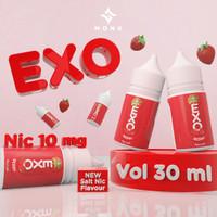 Exo Berry Salt Nic 30ML by Monk Cloud 100% Authentic - Liquid