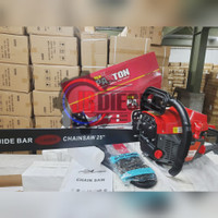 Gergaji Mesin Bar 25 inch Paxton mesin chainsaw