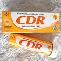 CDR Orange 10's
