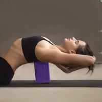 Balok Yoga Block Foam Brick Fitness Pilates non Kayu Speeds TJAKRA