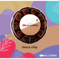 J&C Cookies Toples Reguler Choco Chip