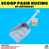 Serokan / Sekop / Sendok Pasir Kucing   Scoop Cat Liters - Random