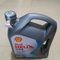 Oli Mesin Shell Helix HX-8 New