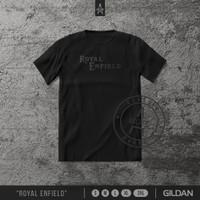 Kaos Royal Enfield | Tshirt | T Shirt | Distro - S