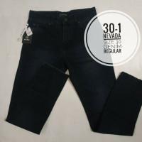 Celana jeans Pria Nevada size 30 original (geser!!)