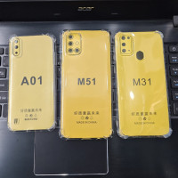 Silikon Case Bening / Jelly Case Samsung Galaxy