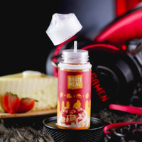 Daily Meal Strawberry Cream Cheese Baked 100ML by Vapebrand - Liquid
