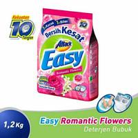 Attack Easy detergent bubuk Romantic flowers 1,2kg