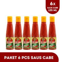 PAKET 6 PCS CABE 135 ML (ONLINE) CABE 135 ML 6 PCS