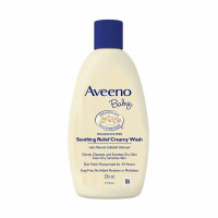 Aveeno Baby Soothing Relief Creamy Wash [236 mL]