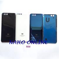 Backdoor Backcover Back Casing Xiaomi Mi 6 Mi6 Tutupan Baterai