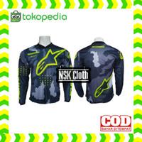 Kaos jersey sepeda baju jersey sepeda gunung mtb bmx motocross 2067