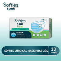 Softies Surgical Mask Hijab 30s