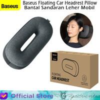 Baseus Floating Car Headrest Pillow Bantal Sandaran Leher Di Mobil