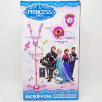 Mainan Edukatif / Edukasi Anak - Microphone Double Mic Nyanyi Karaoke