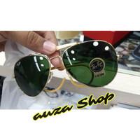 Kacamata Rayban Aviator 3030 Gading Sungglasses