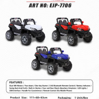 (FREE PELAPIS BAN) mobil aki exotic EJP7706 ejp-7706 ejp 7706 eceran