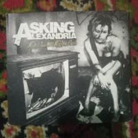 CD Asking alexandria