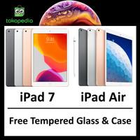 Apple iPad 7-Air 3 2019 10.5 64GB WiFi Cellular Gold/Gray Grey/Silver