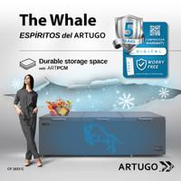 ARTUGO Chest Freezer CF 1633 G 1600L