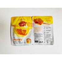 [HONEY] MASKER QIANSOTO SHEET MASK HONEY ORIGINAL BPOM