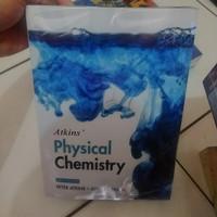 Buku Atkins Physical Chemistry 9th Ninth edition by PETER ATKINS