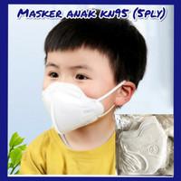 Masker anak Kn95 disposable mask Masker kids KN 95