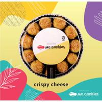 J&C Cookies Toples Reguler Chrispy Chees Cookies
