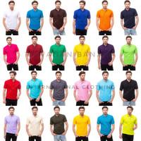 Kaos Polo Shirt Polos XL / Kaos Kerah / Kaos Polo