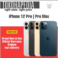 Second iPhone 12 Pro Max 128GB 256GB 512GB BLUE, GOLD, GRAY, SILVER
