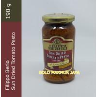 Filippo Berio Pasta Sauce Pesto 190 gr