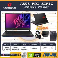 Asus ROG G532LWS I77SD7T i7 10875 32GB 2TBssd RTX2070S W10 300Hz 15.6