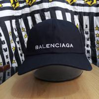 Topi baseball Balenciaga second no tag brand made in korea