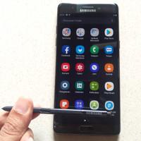 Samsung Galaxy Note FE Duos NFC RAM 4GB ROM 64GB Ex Resmi SEIN