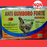 obat anti snot Anti gumboro Forte per 1 shecet