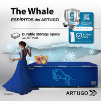 ARTUGO Chest Freezer CF 1633 O 1600L