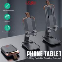 UBOX PHONE HOLDER STAND HOLDER DUDUKAN HANDPHONE/PAD/DESKTOP BRACKET