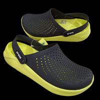 Sandal Crocs pria / Sendal Crocs Pria / Sepatu Sandal / Crocs Literide - M4