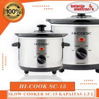 Hi-Cook Slow Cooker 1.5L SC-15