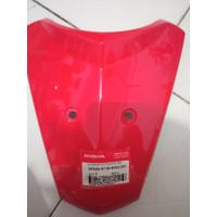 Panel Dasi Tameng Dada Motor Supra X 125 - Merah