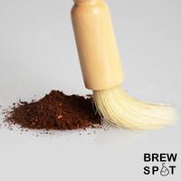 Barista Soft Coffee Bar Cleaning Brush - Kuas Kopi - Grinder Brush