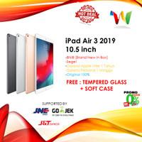 "Apple iPad 7-Air 3 2019 10.5"" 64GB WiFi Cellular Gold/Gray Grey/Silver - WIFI GREY, NO BONUS"