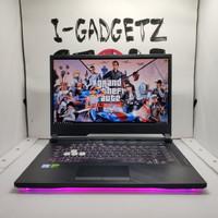 Laptop Gaming Asus ROG G531 Core i5 2019 GTX1050 8GB 256GB Fullset