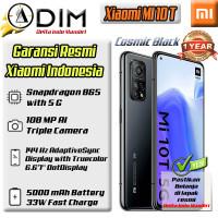 XIAOMI MI 10T 8 GB RAM NFC 128 / 256 GB STORAGE 108 MP 6 INCH ORIGINAL - MI10T BLACK