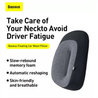 Baseus Floating Car Waist Pillow Foam Bantal Punggung Duduk Kursi