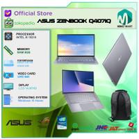 Asus Zenbook Q407iQ Ryzen 5 4500 8GB 512GB ssd MX350 2GB W10 14.0FHD