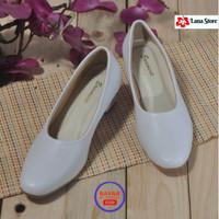 Sepatu Pantofel Kantor Wanita Original Size 35-44 Kanaya 056 D - 35