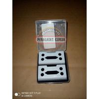 Mata mesin cukur rambut kramik blade atas alat cukur rambut