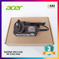 Adaptor Charger Notebook Acer Aspire One Happy2 D255 D260 722 756 ORI