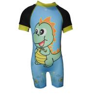 Baju Renang Diving Anak Cowok junior DINO SAURUS Limited Usia 3-6tahun - DINO, L